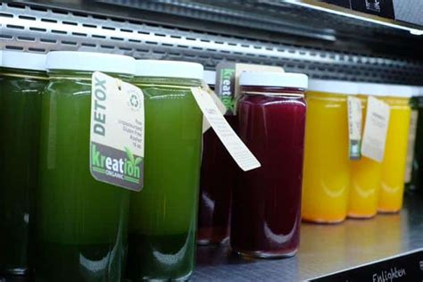 Los Angeles Detox Juice by Premium Detox Juice From Kreation Loathing Los