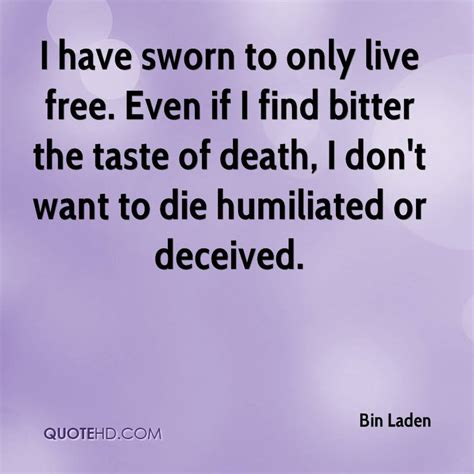 Find Where Live For Free Bin Laden Quotes Quotehd