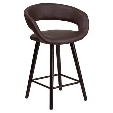 doyle counter stool brown dcg stores brynn series counter stool brown dcg stores