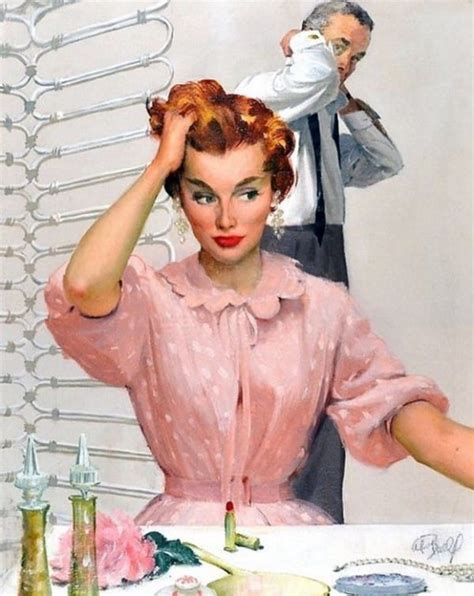 50s housewife this 1955 good house wife s guide explains how wives