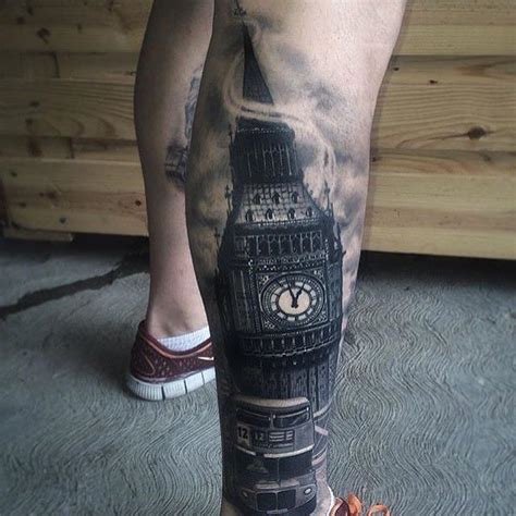 31 incredibly realistic tattoos photos