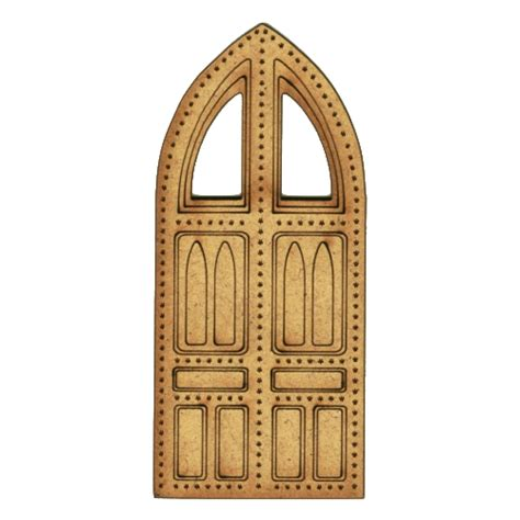 Large Wall Sconces Door Style 7 Mdf Wood Shape