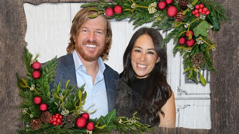chip joanna gaines how chip and joanna gaines do holiday decor inside the