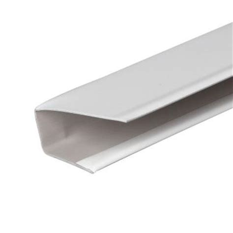 amerimax home products 1 in x 12 in fascia runner 77014