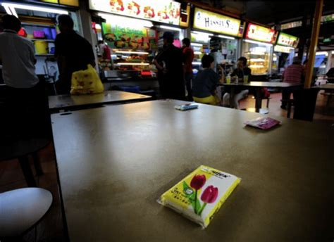 tissue paper chope seats 10 reasons why singapore is five
