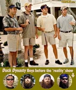 did you see duck dynasty is the duck dynasty over spyhollywood