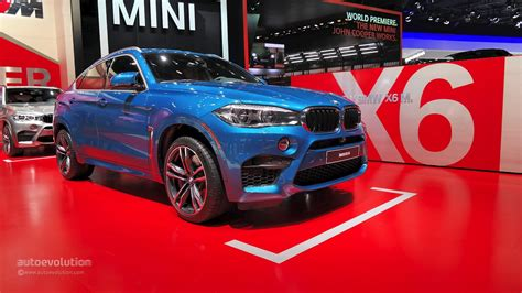 2016 bmw x6 m winks at the mercedes amg gle63 s coupe in