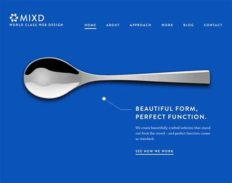 Minimalistic Web Design | 19 exles of minimalistic web designs web design ledger