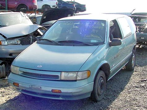 nissan quest 1994 nissan quest 1994 reviews prices ratings with various