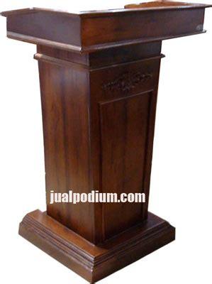 Podium Jati Jepara podium jepara jual podium