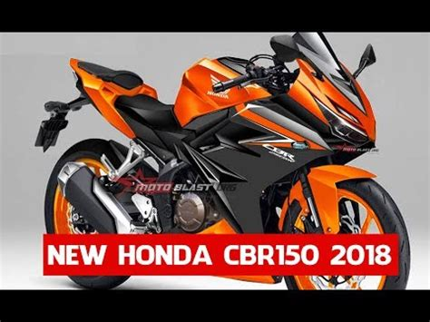 honda cbr brand new price all new honda cbr150 model 2018 siap bersanding dengan r15