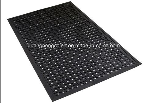 1 Inch Rubber Floor Tiles by China 1 Inch Thick Rubber Kitchen Mat Floor Cover