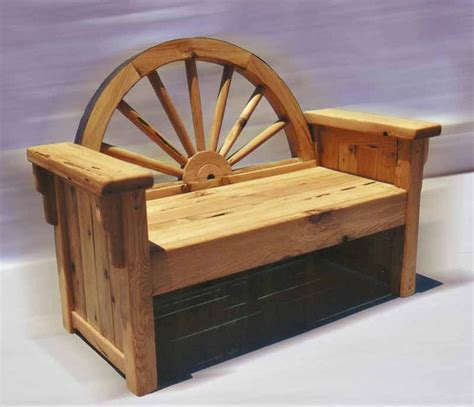 western benches western bench wagon wheel bench cbb630 country