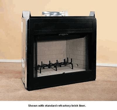vantage hearth performance line 36 inch smooth