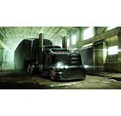 Scania Wolfman  Picture Of The Day