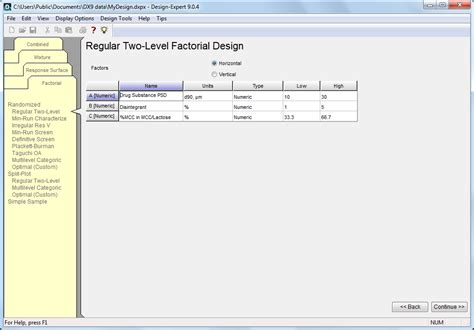 design expert qbd statconquality by design qbd with design expert a case