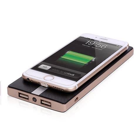 Power Bank Fast Charger fast charger wireless power bank 8000mah for samsung