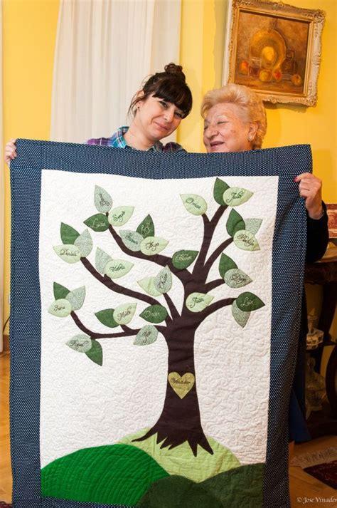 ideas  family tree quilt  pinterest diy