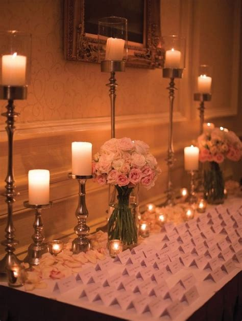 wedding place card table decorations wedding ideas put your guests in their place with the