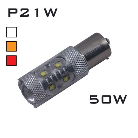 L Led by 1156 Ba15s P21w Cree Led 50w