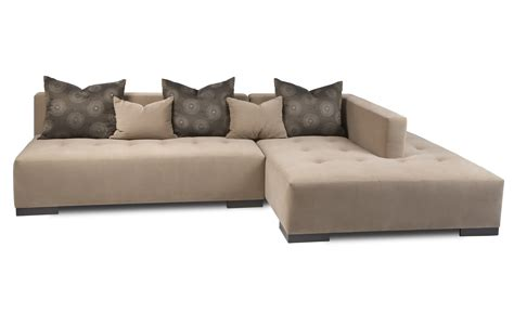 corbin sofa corbin by american leather cues the perfect conversation