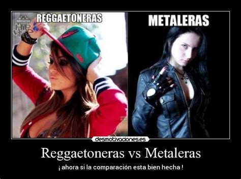 imagenes de mujeres rockeras y metaleras im 225 genes y carteles de reggaetoneras desmotivaciones