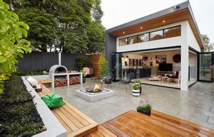 To Market Recap Outdoor Area by How To Create A Modern D I Y Outdoor Entertaining Area