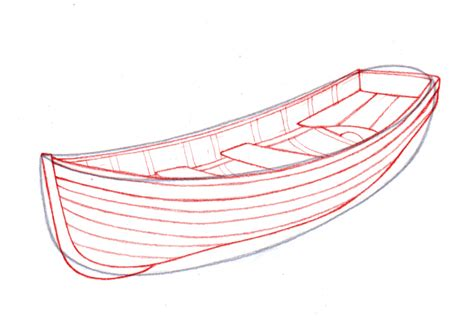 how to draw a fishing boat step by step 4 ways to draw a boat wikihow