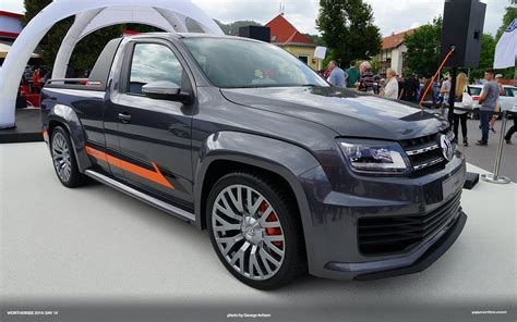 volkswagen amarok custom amarok car things pinterest cars