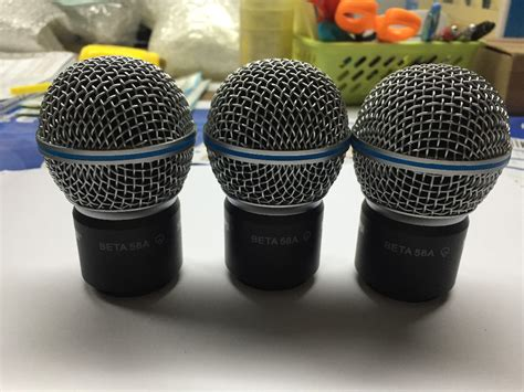 Beta58 Beta58a Sm58 Sm58s Sm58lc Replacement buy wholesale shure sm58 microphone from china