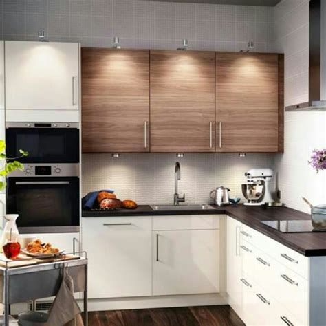 kitchen cabinets in ikea small kitchen ikea cabinets i think kitchens pinterest
