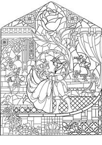 stained glass coloring book stained glass window coloring pages coloring home