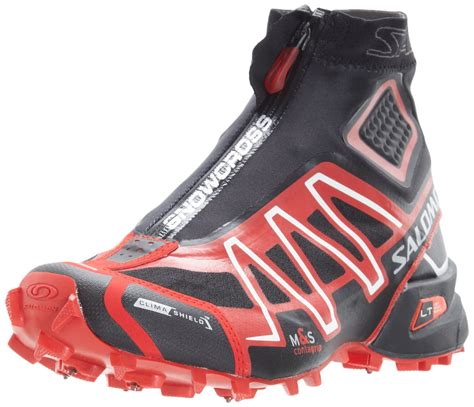 running shoes for snow review salomon snowcross cs the run commuter