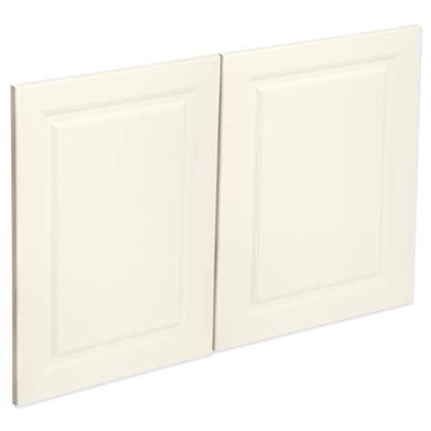 Antique White Cabinet Doors Kaboodle 900mm Antique White Heritage Rangehood Cabinet Doors 2 Pack