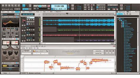 Cakewalk Sonar X3 Producer Win cakewalk sonar x3 producer edition audioxi