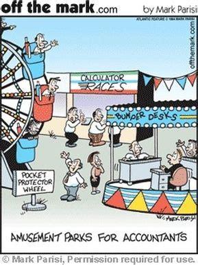 theme park jokes amusement parks for accountants accounting humor