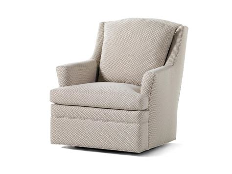 swivel living room chairs jessica charles living room cagney swivel chair 5498 s hickory furniture mart hickory nc