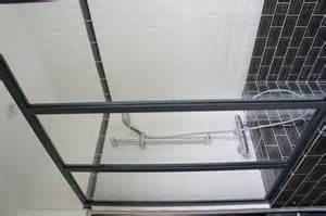 une verri 232 re atelier d artiste en acier inxoyadable pour