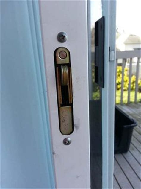 screen door lock trouble can t figure out which lock i need
