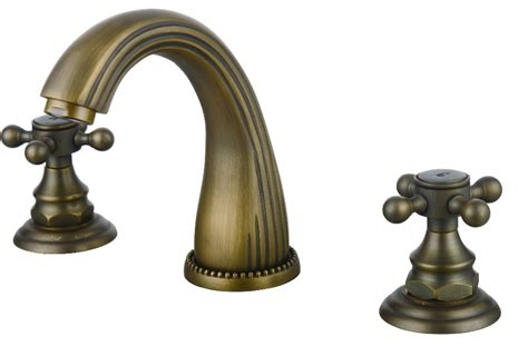 Buy Bordeaux 3 Piece Lavatory Sink Faucet Online 3 Bathroom Sink Faucet