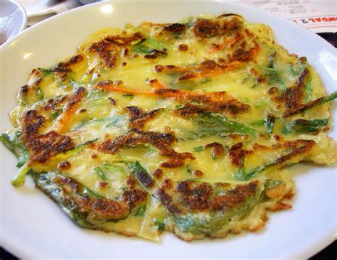 pajeon korean scallion pancake recipe dishmaps