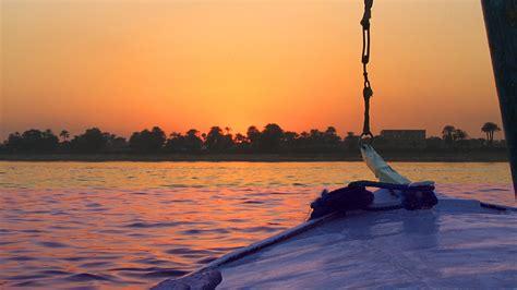 egypt nile sunset windows hd wallpaper preview wallpapercom