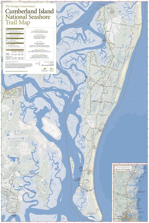 cumberland trail map dungeness trail conservancy