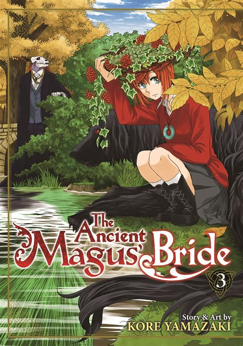 the ancient magus vol 5 the ancient magus volume 3 review wrong every time
