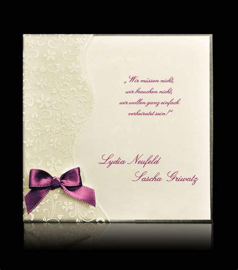 Hochzeitskarten Bestellen by Hochzeitskarten G 252 Nstig Bestellen Pamas