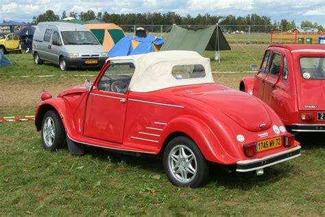 Auto Ente Cabrio by Entmontage Cabrio
