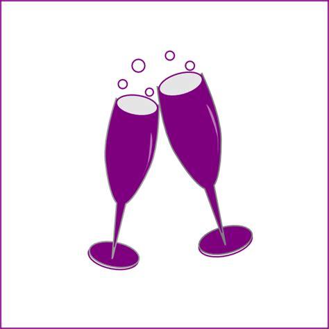 wine glasses chagne glass clip art at clker com vector clip art