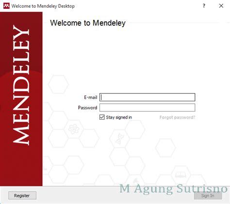 membuat daftar pustaka dengan mendeley cara membuat daftar pustaka otomatis dengan mendeley m