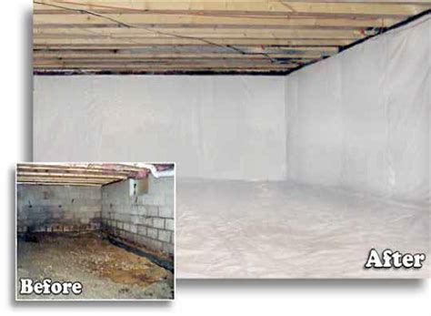 crawl space basement pros