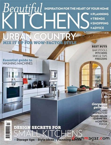 home decor magazine july 2012 187 pdf magazines archive 25 beautiful kitchens july august 2012 187 download pdf